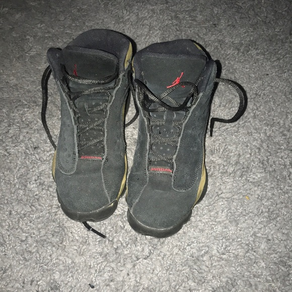 c1df988b77c Jordan Shoes | 13s Olive Color | Poshmark
